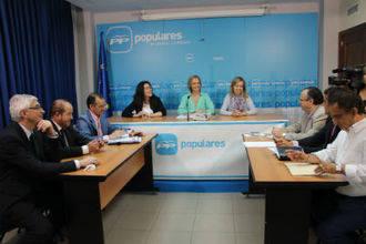 """Casero: """"El PSOE estuvo 47 meses destruyendo empleo y Cospedal lleva 20 generándolo"""""""