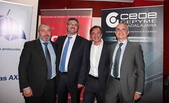 """El Centro Demostrador TIC de Castilla-La Mancha, gestionado por FEDETICAM, acogió una sesión en la que se explicaron """"Las 5 claves del liderazgo resiliente""""."""