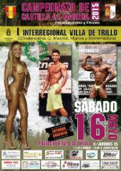 Este sábado, regional de Culturismo y Fitness en el Polideportivo de la Virgen del Campo en Trillo