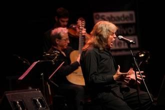 Este sábado José Merce y José Manuel Zapata estarán en el Teatro Auditorio Buero Vallejo