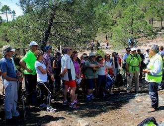 El Geolodía 15 de Guadalajara supera todas las expectativas de participación