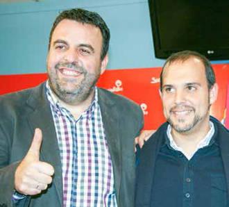 El candidato socialista José Luis Blanco, también imputado por presunta estafa