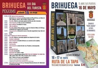 Turismo y tapeo conectan en el fin de semana dedicado al Turista en Brihuega