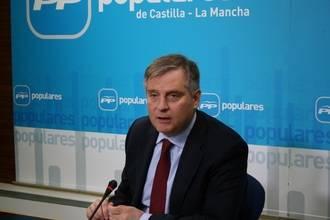 """Cañizares: """"Todas las encuestan reflejan que Cospedal volverá a ganar las elecciones en Castilla-La Mancha"""""""