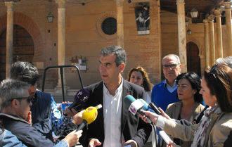 Román ofrecerá ayudas directas para la rehabilitación de edificios del centro