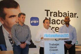 Antonio Román mantiene en su programa su firme apuesta por los jóvenes