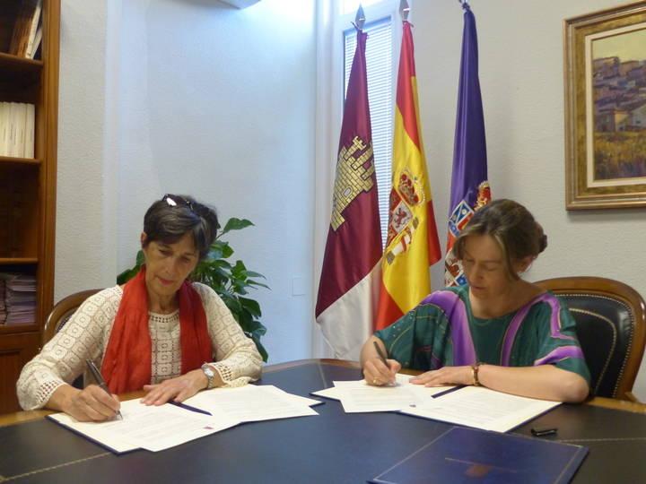 La Diputación colabora para el desarrollo de la próxima edición del Maratón de los Cuentos