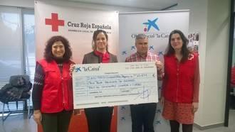 """La Obra Social """"la Caixa"""" colabora con Cruz Roja en la intervención sociosanitaria de las personas con riesgo de Exclusión Social"""