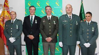 La Guardia Civil celebra su CLXXI aniversario en Guadalajra
