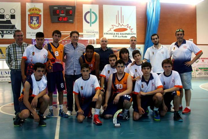 Tres prórrogas privaron al Retama Basket Yunquera de hacerse con el título liguero