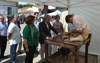 Leandro Esteban ensalza en Aranzueque las medidas de rebaja de impuestos impulsadas por la presidenta María Dolores Cospedal