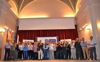 """Leandro Esteban: """"Los gobiernos del PP representan estabilidad, empleo, crecimiento y garantía de los servicios sociales"""""""