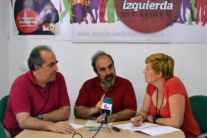 Izquierda Unida se reivindica como la alternativa de izquierdas a las políticas del PP