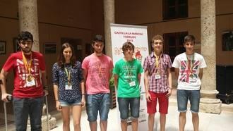 Éxito guadalajareño en la Olimpiada Matemática de Castilla-La Macha 2015