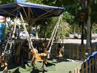 El parque Valgreen viajó en el tiempo hasta la Edad Media, con el Mercado Medieval de Villanueva de la Torre