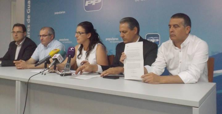"""El Grupo Popular de Azuqueca muestra documentación que """"confirma que Bellido mintió ante el Juez y el nerviosismo del candidato Blanco"""""""