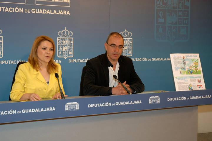 La Diputación propone un intenso verano de cultura, ocio y deporte para los más jóvenes a través de 'Dipuactiva'