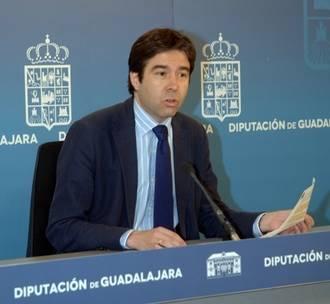 """Robisco, a Ciudadanos: """"Venir a Guadalajara a poner en tela de juicio la función de la Diputación es una falta de respeto que, además, ofende"""""""