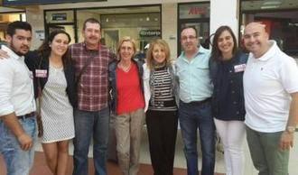 Rosa Díez no cree en las encuestas y augura que UPyD estará en las instituciones