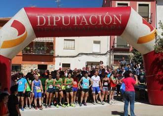 Más de 200 corredores participaron en la VII Carrera Popular Romancos, Alcarria Verde