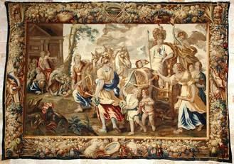 Los tapices de la Catedral de Sigüenza