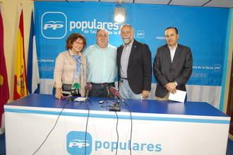 """Tirado: """"Todas las encuestas dan como ganadora de las elecciones autonómicas a la presidenta Cospedal"""""""