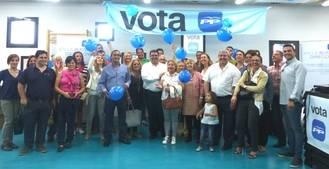 """Valmaña: """"Si el próximo alcalde de Yebes-Valdeluz es del Partido Popular, será el inicio de un gran futuro para el municipio"""""""