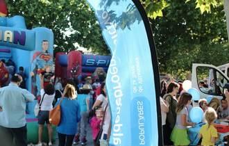 Más de 500 vecinos de Villanueva de la Torre participan en la Fiesta de la Familia organizada por el PP