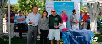 50 parejas participaron en un exitoso IV Desafío Seve Ballesteros-Mercedes Benz en Cabanillas Golf