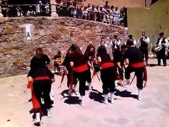 La fiesta de los danzantes de La Huerce consigue la declaración de Interés Turístico Provincial