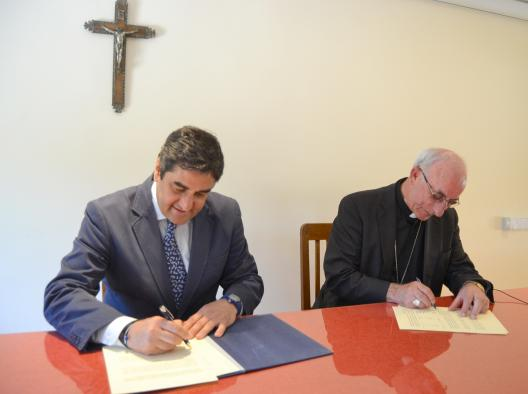 La Junta de Castilla-La Mancha prorroga el uso social de la antigua leprosería de Trillo por parte de la diócesis