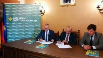 El Ayuntamiento de Sigüenza refinancia su deuda con Caja Rural CLM en condiciones ventajosas