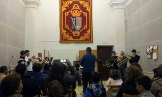 La Escuela Municipal de Música deleitará a los pastraneros este sábado en la Ermita de Santa Ana