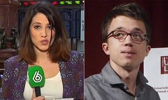 El roce hace el cariño, Errejón inicia una relación con Gloria Mena, periodista de La Sexta