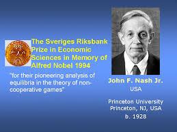 Muere el Premio Nobel de Economía John Nash en un accidente de taxi