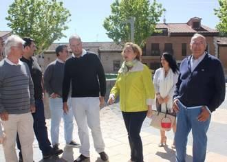 """Soriano: """"El PP es garantía de empleo y crecimiento económico para las zonas rurales de Castilla-La Mancha"""""""