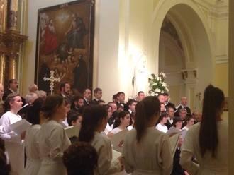 Gran concierto del Orfeón Donostiarra