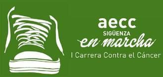 La AECC organiza en Sigüenza el 21 de junio la I Carrera contra el Cáncer
