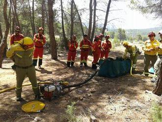 Un total de 244 medios y 2.600 personas conforman el dispositivo de lucha contra incendios de este verano