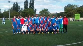 El Sigüenza se impone en La Salceda a un Trillo que terminó con ocho jugadores