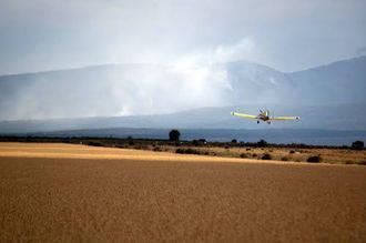 La Junta destina más de 400.000 euros para mejorar la pista del Aeródromo de Hiendelaencina