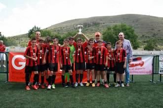 Azuqueca y Valladolid se imponen en la II Edición de la Siguenza Cup