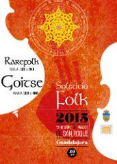 Los sevillanos Rarefolk y los irlandeses Goitse, protagonistas del Solsticio Folk 2015