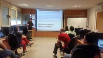 Pymes y autónomos aprenden a sacar partido a las redes sociales en El Casar