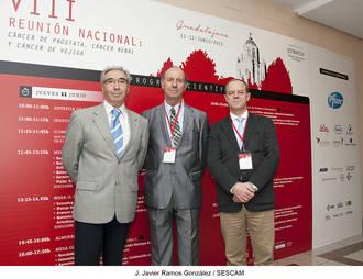 El Área Integrada de Guadalajara contribuye a divulgar los avances en tumores de próstata, renales y de vejiga