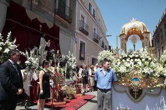 Guadalajara celebra la festividad del Corpus