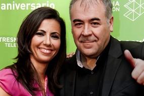 Antonio García Ferreras, de La Sexta, desaforado contra el presidente de TVE: