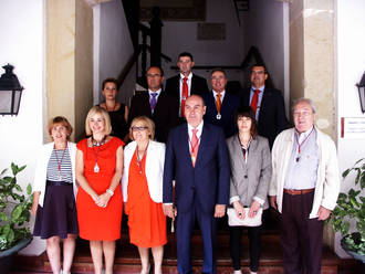 José Manuel Latre toma posesión como alcalde de Sigüenza por segunda legislatura consecutiva