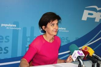 """Ana González valora """"muy positivamente"""" el aumento de las pensiones para las madres trabajadoras"""