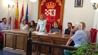 Montserrat Rivas toma posesión como alcaldesa de Fuentenovilla